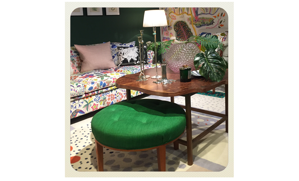 A zest for life: Josef Frank at The Fashion & Textile Museum